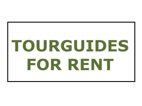 TOUR GUIDE FOR RENT 1